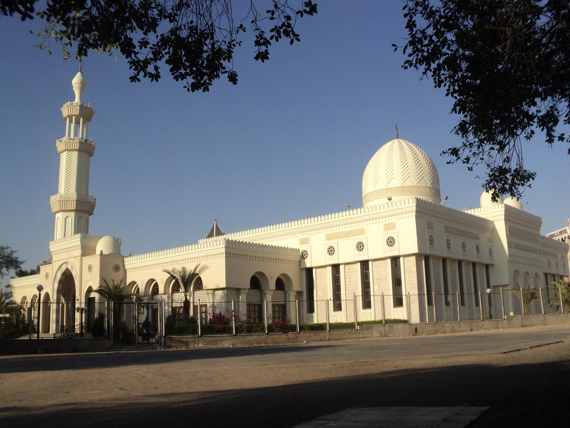 Al-Sharif Al-Hussein bin Ali Moschee in Aqaba
