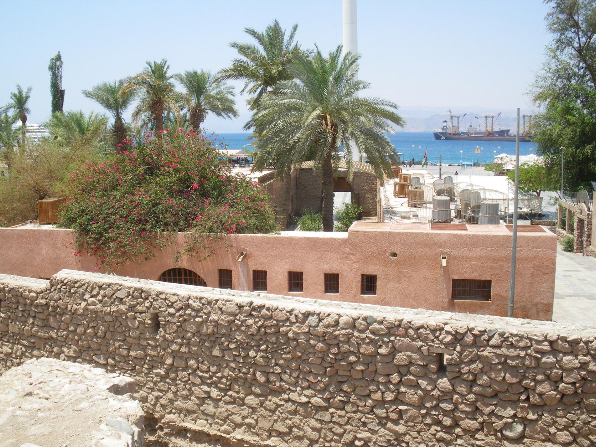aqaba archäologisches museum