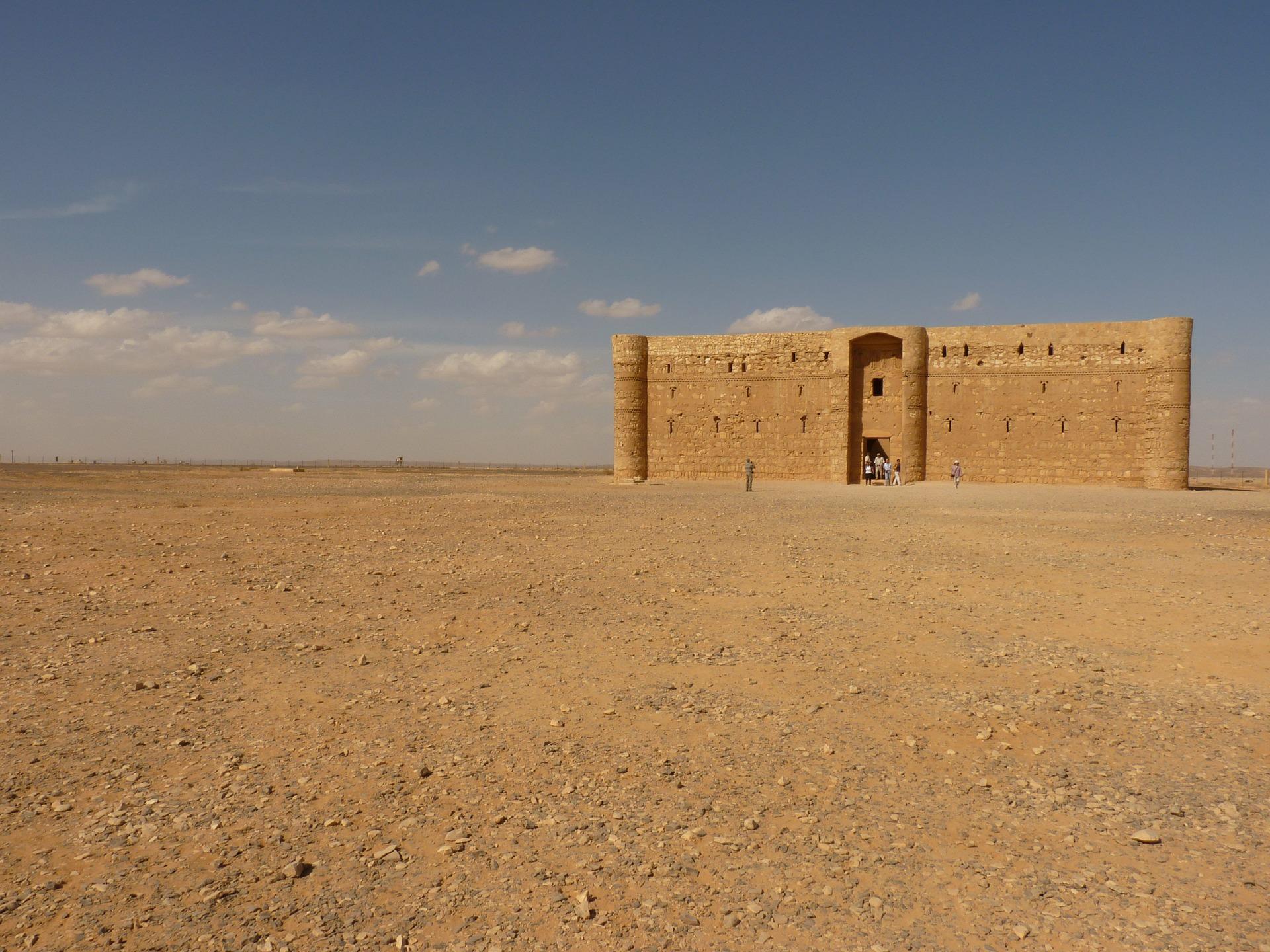 wüstenschloss qasr al-kharana